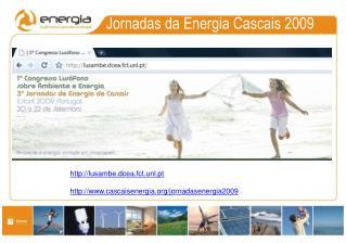 Jornadas da Energia Cascais 2009