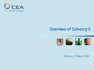 Overview of Solvency II