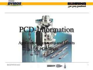 PCD-Information
