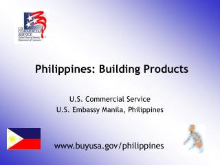 Philippines: Building Products