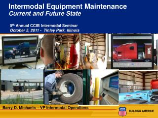 Intermodal Equipment Maintenance  Current and Future State