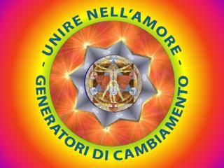Riunire tutti i popoli  sotto il vessillo dell'amore universale
