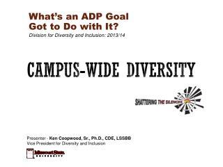Campus-wide Diversity