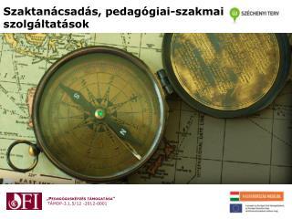 Szaktanácsadás, pedagógiai-szakmai szolgáltatások