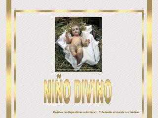 NIÑO DIVINO