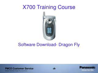 X700  Training  Course
