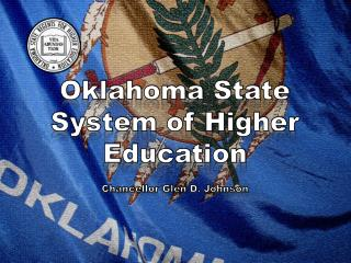 Oklahoma State System of Higher Education