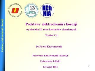 Dr  Pawe ł  Krzyczmonik