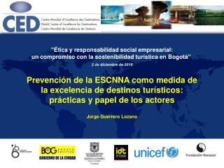 """""""Ética y responsabilidad social empresarial:"""