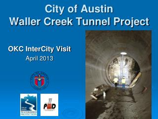 City of Austin Waller Creek Tunnel Project
