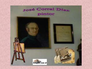 José Corral Díaz pintor