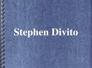 Stephen Divito