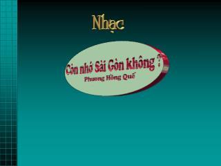 Còn nhớ Sài Gòn không  Thủ Đô yêu dấu th ơ  mộng  Còn nhớ Sài Gòn không