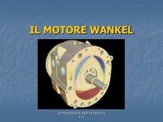 IL MOTORE WANKEL