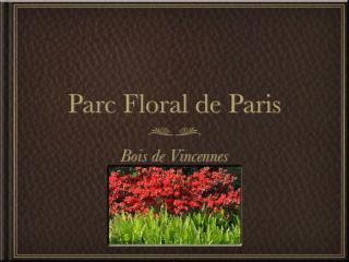 04-Parc Floral de Paris avec son1-alain chantelat