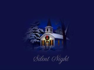 Song : Silent Night Singer : Christina Aguilera