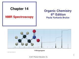 Chapter 14 NMR Spectroscopy