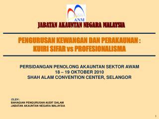JABATAN AKAUNTAN NEGARA MALAYSIA