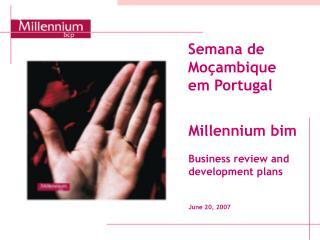 Semana de Moçambique em Portugal