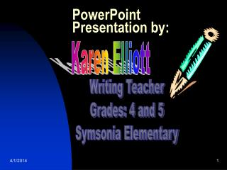 PowerPoint Presentation by: