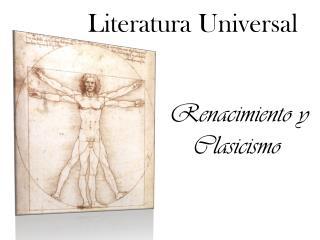 Renacimiento y Clasicismo