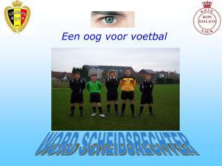 Een oog voor voetbal