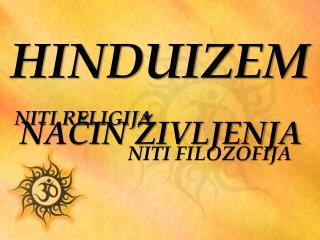 HINDUIZEM