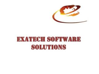 EXATECH SOFTWARE SOLUTIONS
