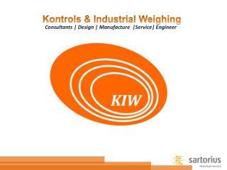 Kontrols & Industrial Weighing