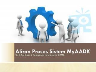 Aliran Proses Sistem MyAADK