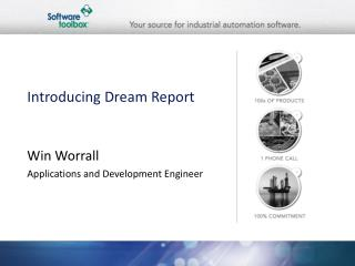 Introducing Dream Report