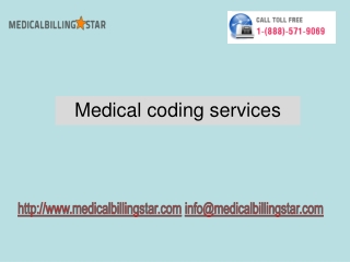 medical coding services | medical coding company