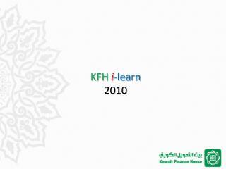 KFH i -learn  2010