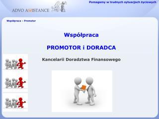 Współpraca – Promotor