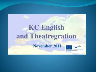 KC English and Theatregration