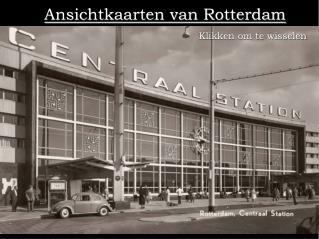 Ansichtkaarten van Rotterdam
