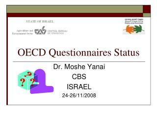 OECD Questionnaires Status