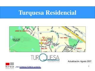 Turquesa Residencial