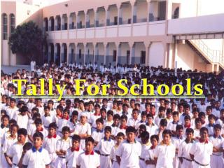 Tally For Schools