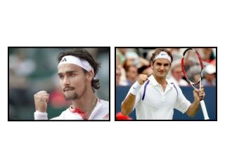 Roger Federer (SUI)v Fabio Fognini (ITA) Live streaming