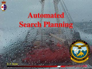 Automated  Search Planning
