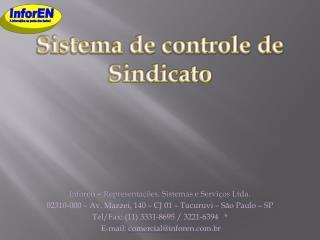Inforen  – Representações, Sistemas e Serviços Ltda.