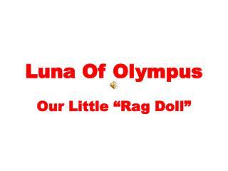 Luna Of Olympus