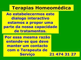 Terapias Homeomédica
