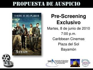 Pre-Screening Exclusivo