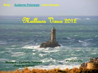 Blog : « Audierne Polynésie » dans Google