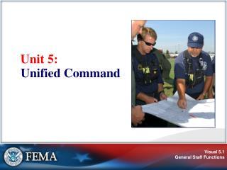Unit 5: