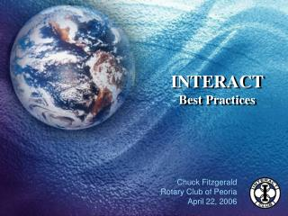 INTERACT Best Practices
