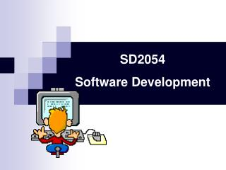 SD2054  Software Development