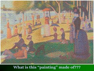 "What is this ""painting"" made of???"